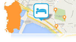 Cartina Sardegna Con Hotel.Villaggi Famiglie Sardegna Hotel Sul Mare Per Le Vacanze Con Bambini